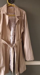 Maurices plus size trench coat